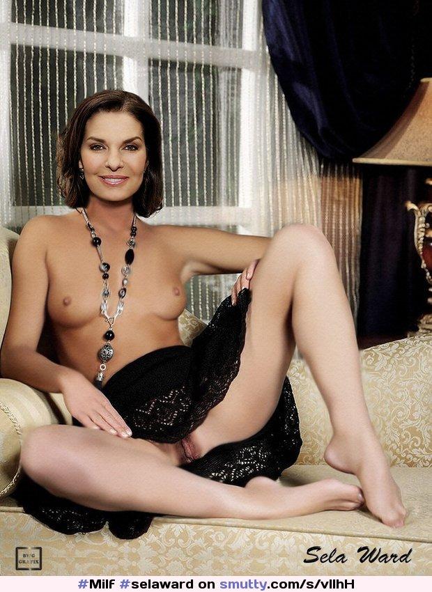 Sela Ward Nude Pictures Selaward Brute Milf