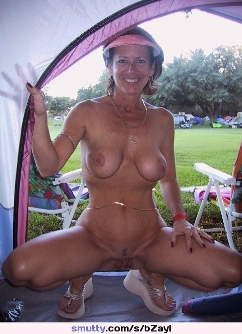 Mature outdoor exhibitionist wife all