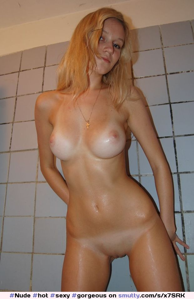 Gorgeous Petite Blonde Teen Babe