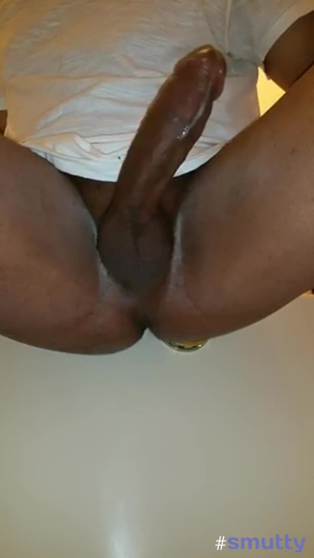 Sucking Black Tranny Cock